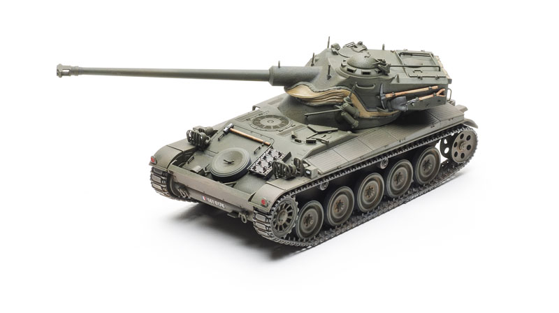Tamiya 35349 French Light Tank AMX-13 1//35 scale kit
