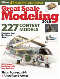 FineScale Modeler - Essential magazine for scale model builders