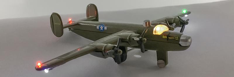 Aircraft Lighting Circuit