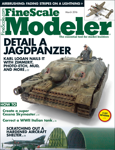 Advertise With Us Finescale Modeler Magazine