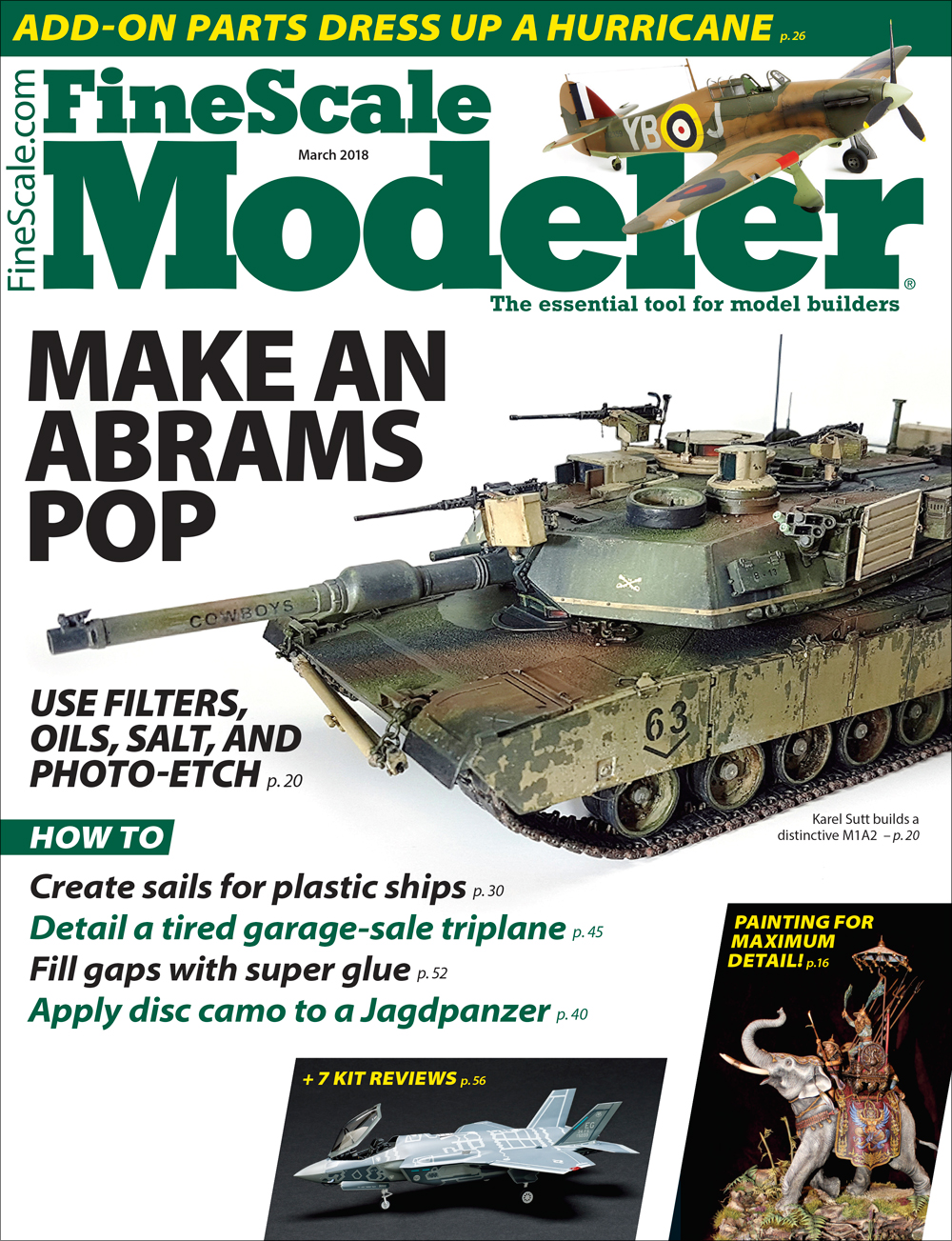Model Magazines List: Essential Magazine For Scale Model