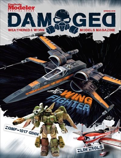 Damaged Spring 2019 | Finescale Modeler Magazine