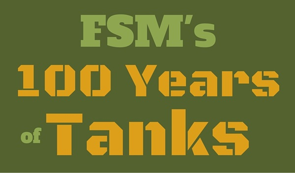 FSMs100YearsofTanks