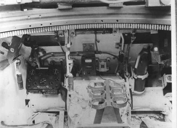 Closeup U S M8 75mm Howitzer Motor Carriage Finescale