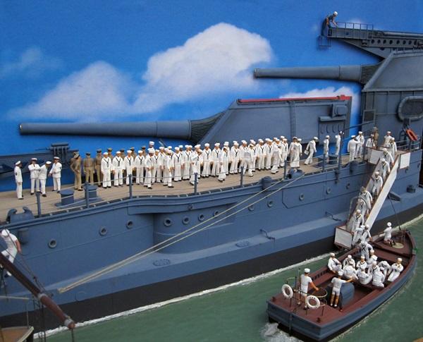 Tribute to USS Arizona Pearl Harbor | FineScale Modeler Magazine
