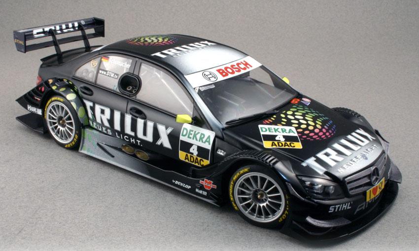 Revell Germany 1 24 Scale Trilux Amg Mercedes C Klasse Dtm