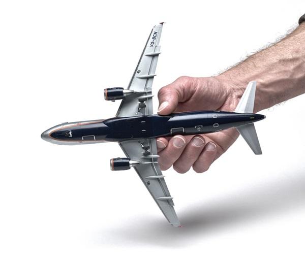 Zvezda 1/144 Scale Airbus A320