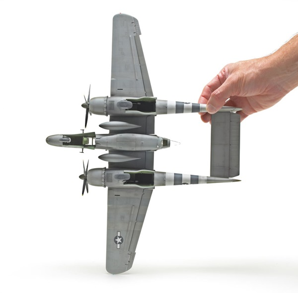Great Wall Hobby 1/48 Scale Northrop P-61A