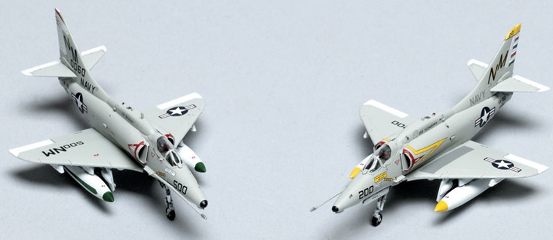 Platz 1/144 scale A-4E and A-4F Skyhawk | Finescale Modeler