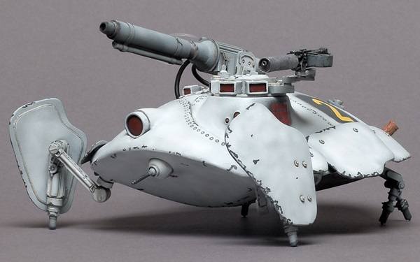Mig Productions 1/35 scale Hover Tank   Finescale Modeler