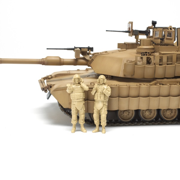 Tamiya 1 35 Scale M1a2 Sep Abrams Tusk Ii Finescale