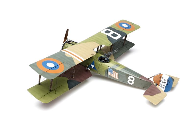 Wingnut Wings Wingnut Wings32059 1:32 Scale Salmson 2-A2 USAS Model Kit Sets