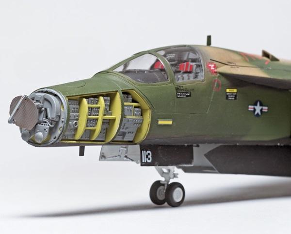 HobbyBoss 1/48 scale F-111A Aardvark | Finescale Modeler ...