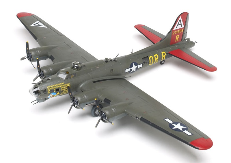 Revell Germany 1 72 Scale B 17g Flying Fortress