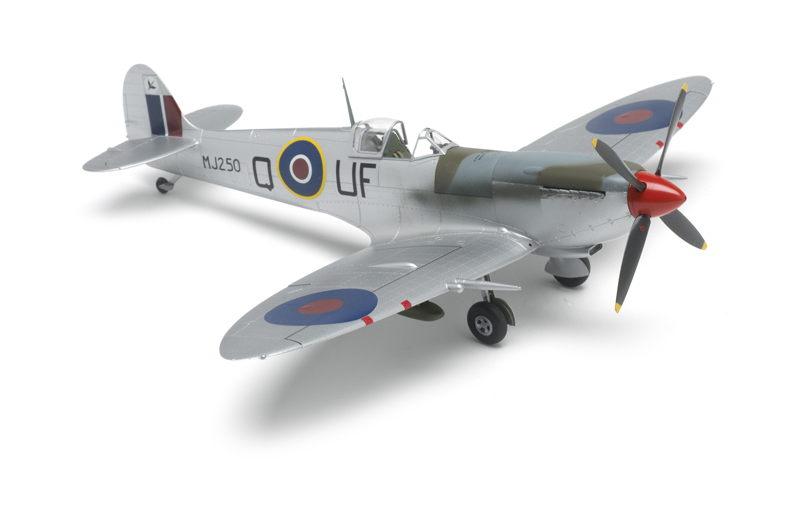 Eduard 1 48 Scale Spitfire Mk Ixc Late Version Finescale Modeler Magazine