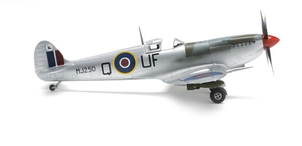 Eduard 1/48 scale Spitfire Mk.IXc late version | Finescale Modeler Magazine