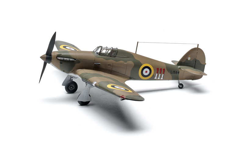 FSM-WB0914_Airfix_Hurricane_03  sc 1 st  FineScale Modeler & Airfix 1/72 scale Hawker Hurricane Mk.I | Finescale Modeler Magazine