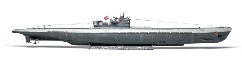 Revell Germany 1/72 scale U-boat Type IXC | Finescale