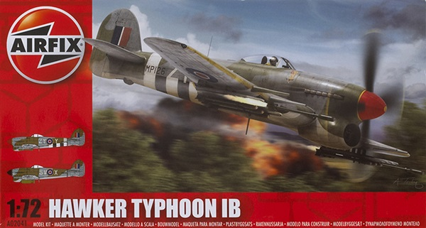 Airfix_Hawker_Typhoon01