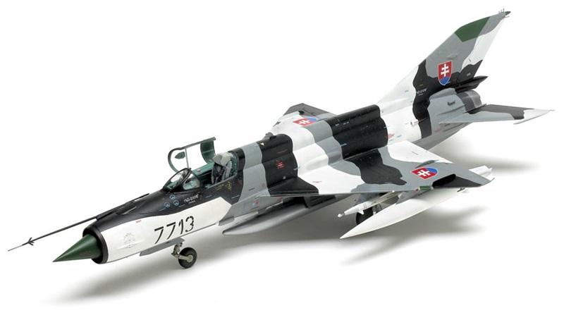 Eduard 1/48 scale MiG-21MF | Finescale Modeler Magazine