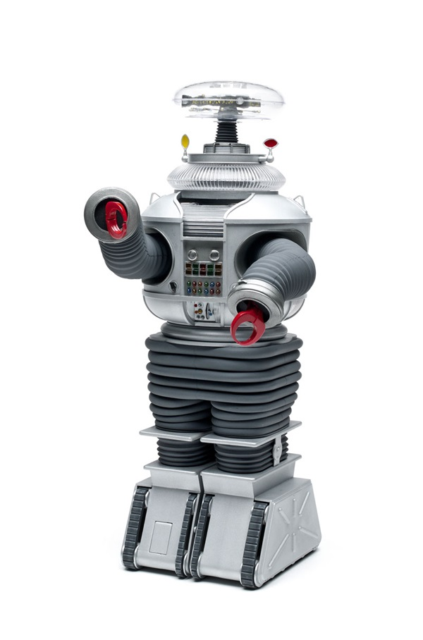 Moebius Models 1 6 Scale Quot Lost In Space Quot Robot B9