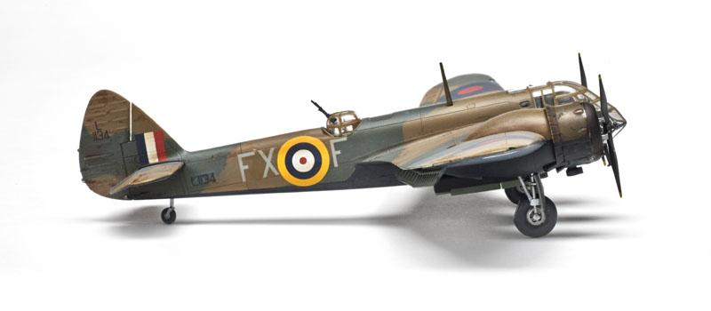 Airfix 172 Scale Bristol Blenheim Mki Finescale Modeler Magazine