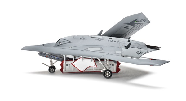 Plastic Model Magazines Drone Plastic Model Kit