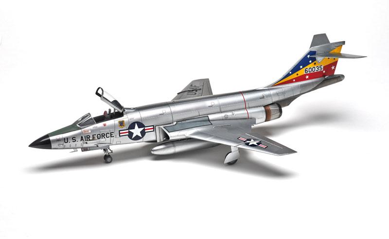 Kitty Hawk 1/48 scale F-101A Voodoo | Finescale Modeler Magazine