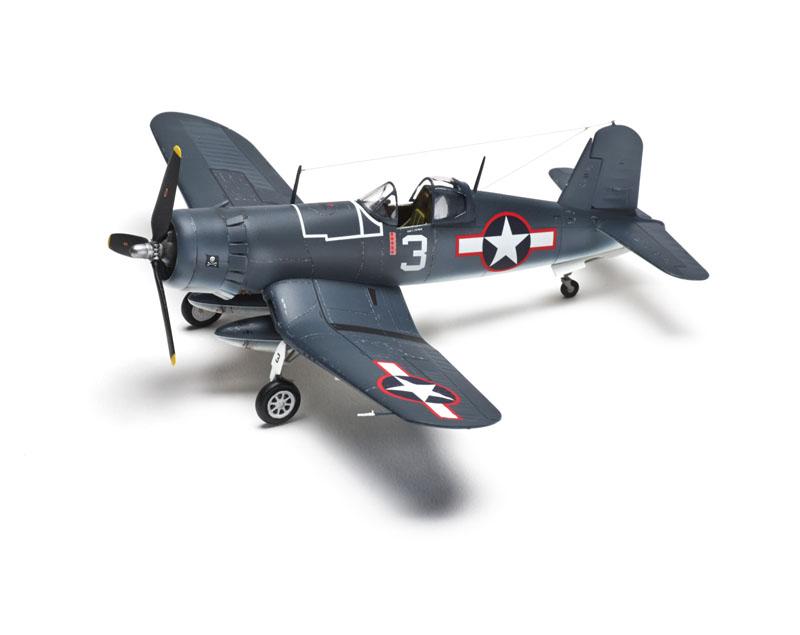 F4U-4 Corsair 1:72 Revell Model Kit