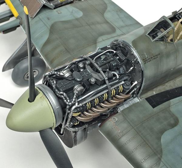 Airfix 124 Scale Typhoon Mkib Finescale Modeler Magazine