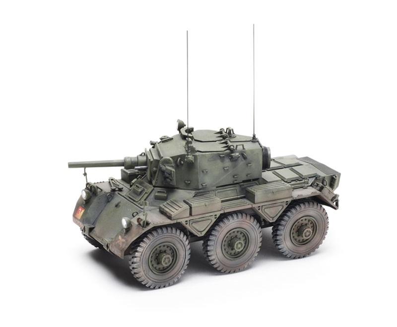Dragon Saladin Mk 2 armored car   Finescale Modeler Magazine
