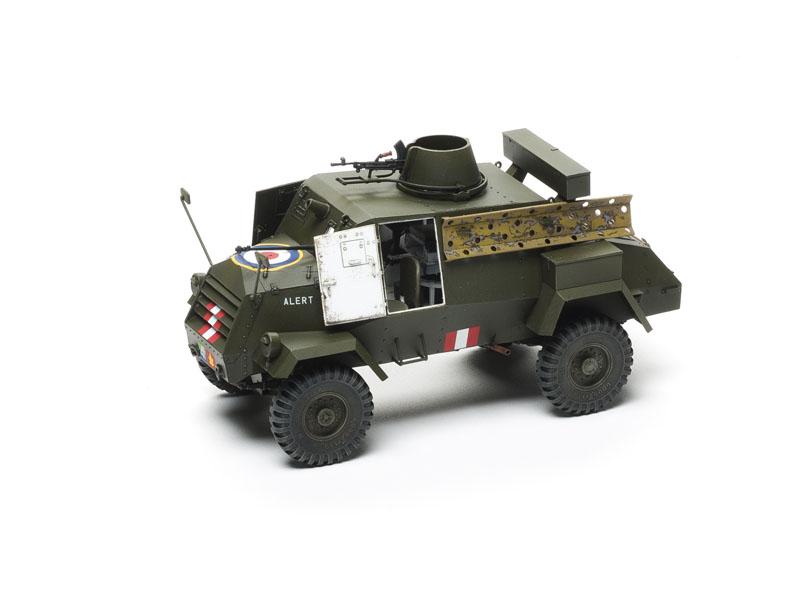 Ibg Models 1 35 Scale Otter Light Reconnaissance Car