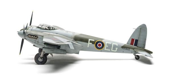 This Is My Model Rendition Of 105 Sqn Mosquito Dz467 The Build Based On A 1970s Wreckage I Have Found As Reasonably D 1 32 Mossie Kits