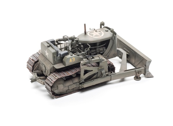 MiniArt U S  Army Bulldozer | Finescale Modeler Magazine