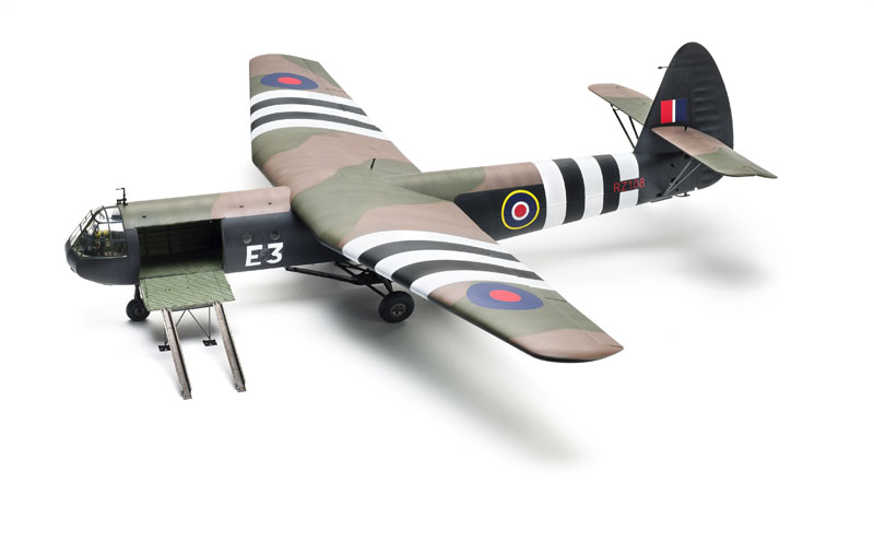 bronco models airspeed a horsa with wip images finescale modeler magazine. Black Bedroom Furniture Sets. Home Design Ideas