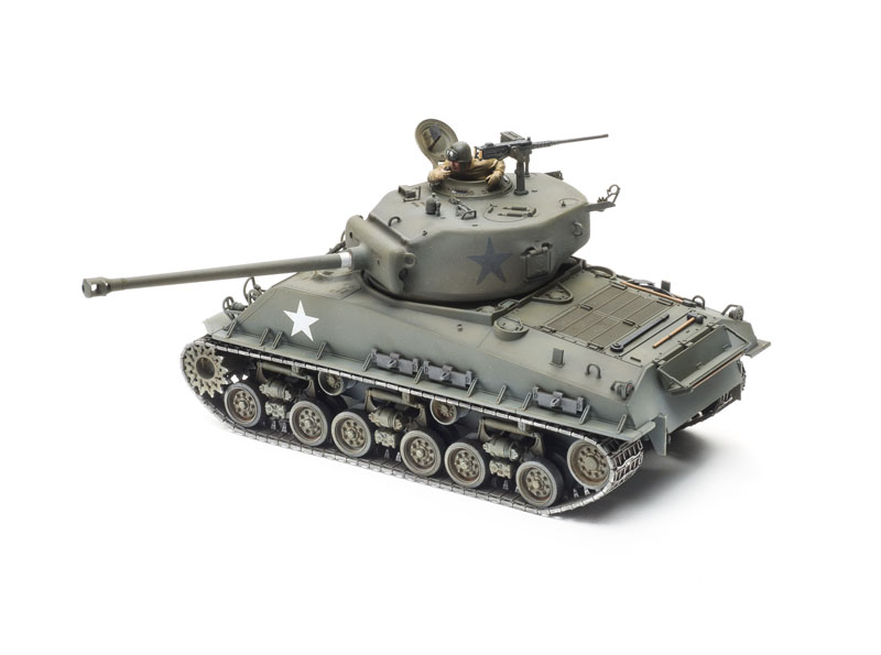 "Tamiya M4A3E8 ""Easy Eight"" Sherman 