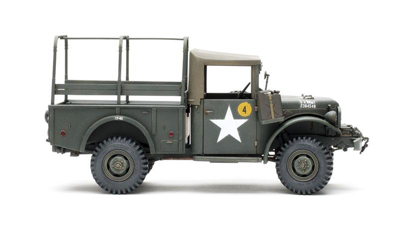Roden M37 truck | Finescale Modeler Magazine