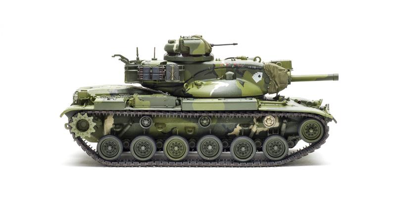 AFV Club M60A2 Starship | Finescale Modeler Magazine