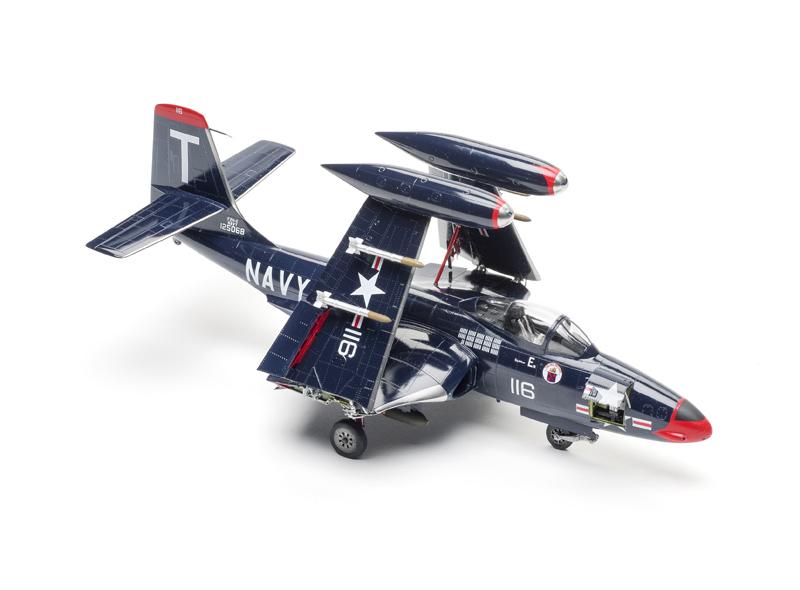 Kitty Hawk F2H-2 Banshee   Finescale Modeler Magazine