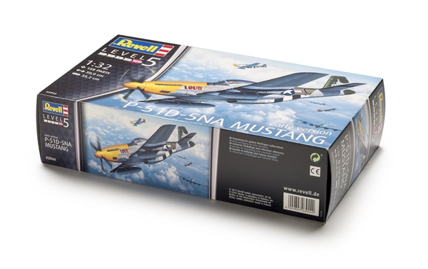 FSMWB0918_Revell_Germany_P51_Mustang_box