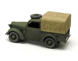 "Tamiya 1/48 scale British ""Tilly"" Light Utility Car"