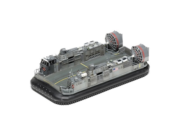 Trumpeter 1/72 USMC LCAC Preview | Model Kits Review