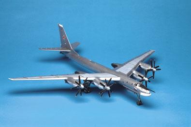 Trumpeter 1 72 Scale Tupolev Tu 95ms Bear H Finescale Modeler Magazine