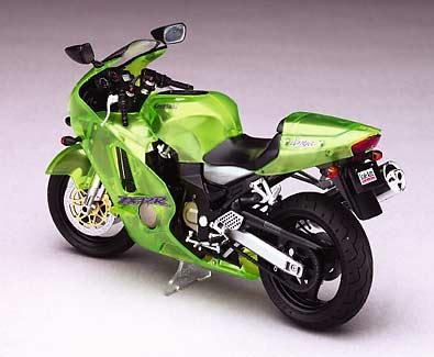 Tamiya 1/12 scale Kawasaki Ninja ZX-12R | Finescale Modeler Magazine