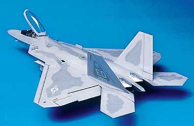 Italeri 1/48 scale F-22 Raptor & Italeri 1/48 scale F-22 Raptor | Finescale Modeler Magazine