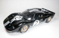 Trumpeter 1/12 scale Ford GT40 MK.II