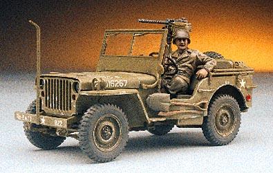 Tamiya 1 35 Scale Willys Jeep Mb 1 4 Ton Finescale Modeler Magazine