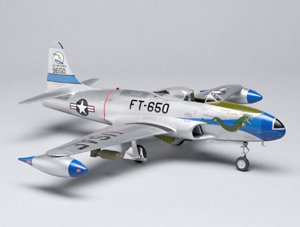 Czech Model 1/32 scale F-80C Shooting Star