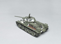 AFV Club 1/35 T-34/76 Model 1942, Factory No.112 tank