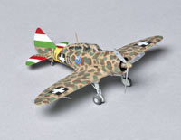 Italeri 1/72 scale Reggiane Re.2000 GA